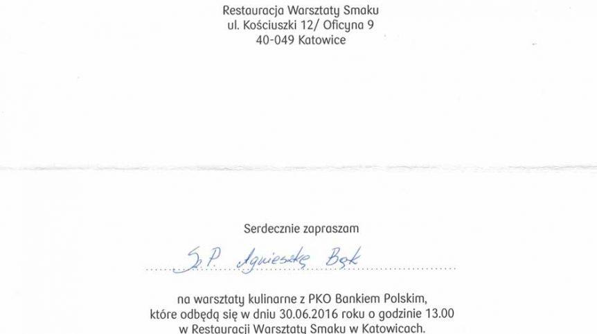 Warsztaty PKO BP